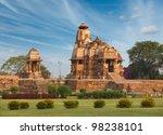 devi jagdamba temple and... | Shutterstock . vector #98238101