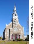 Catholic Church In Spring ...