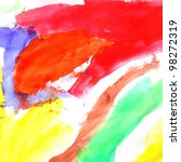 water color for background | Shutterstock . vector #98272319