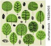Art Sketching Set Of Vector...