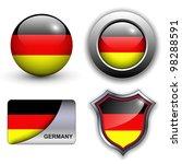 German Flag Icons Theme.