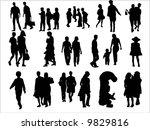 family | Shutterstock .eps vector #9829816