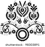 vector illustration of... | Shutterstock .eps vector #98303891