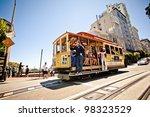 san francisco   july 22 ...   Shutterstock . vector #98323529