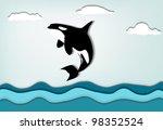 orcinus orca killer whale...