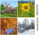 Four Seasons. Spring  Summer ...