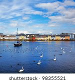 The Claddagh In Galway City...