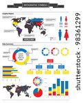 detail info graphic with human... | Shutterstock .eps vector #98361299