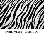 texture of black and white... | Shutterstock . vector #98380622