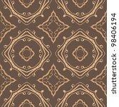 seamless pattern  texture   Shutterstock .eps vector #98406194
