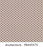 seamless knitted pattern | Shutterstock .eps vector #98445575
