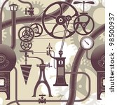 Elements Of A Steam Engine....