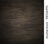 black wall wood texture... | Shutterstock . vector #98536991