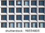 modern european office building ... | Shutterstock . vector #98554805