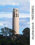 Coit Tower  San Francisco...