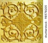 islamic floral design