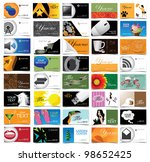 Huge Variety Of Business Cards...