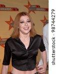 actress alyson hannigan at the... | Shutterstock . vector #98744279