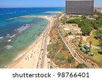 Beaches And Coastline Of Tel...