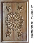 floral tars motifs carved on... | Shutterstock . vector #98808449