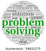 Problem Solving Concept In Wor...