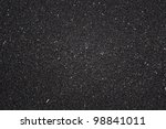 black volcanic sand on beach in ... | Shutterstock . vector #98841011