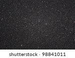black volcanic sand on beach in ... | Shutterstock . vector #98841011