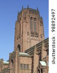 Liverpool Anglican Cathedral ...