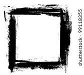 grunge frame | Shutterstock .eps vector #99118355