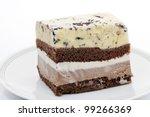 Ice Cream Cookie And Cream Cake