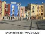 Traditional Colorful Facades O...