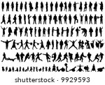 illustration of people... | Shutterstock .eps vector #9929593