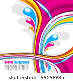 eps10 vector design | Shutterstock .eps vector #99298985