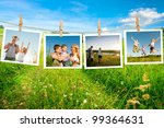enjoying of life together | Shutterstock . vector #99364631