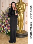 Постер, плакат: Best Supporting Actress ANGELINA