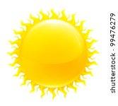 sun  bitmap copy | Shutterstock . vector #99476279