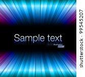 blue perspective technology... | Shutterstock .eps vector #99545207