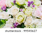 colorful artificial roses   Shutterstock . vector #99545627