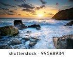 Beautiful Seascape. Compositio...