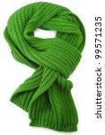 wool scarf   Shutterstock . vector #99571235