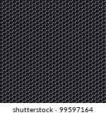hexagon grid seamless... | Shutterstock . vector #99597164
