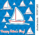 Bright Father's Day Sailing...