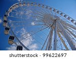 View Of The Big Wheel In...