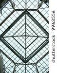 glass roof | Shutterstock . vector #9963556