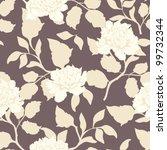 seamless floral pattern....   Shutterstock .eps vector #99732344