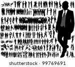 business people | Shutterstock .eps vector #99769691