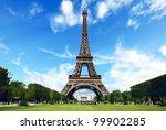 Paris  The Eiffel Tower