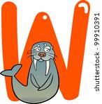 cartoon illustration of w...   Shutterstock .eps vector #99910391