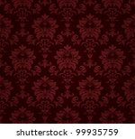 seamless floral pattern. | Shutterstock .eps vector #99935759