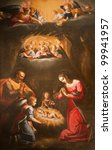 rome   the nativity   paint... | Shutterstock . vector #99941957